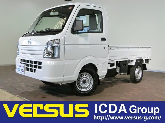 スクラムトラック KCエアコン・パワステ /届出済未使用車 5MT エアコン