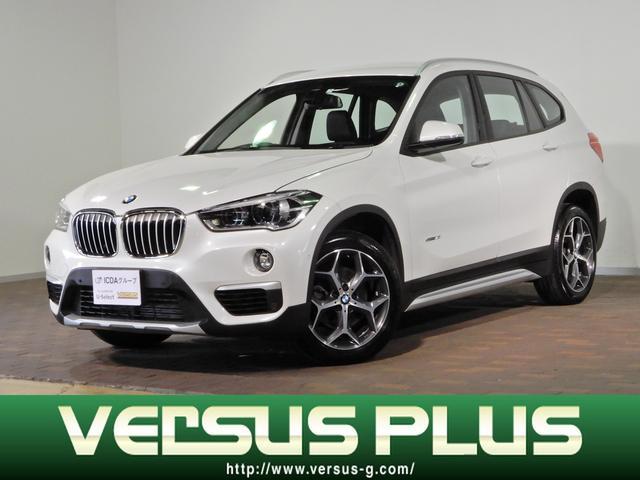 BMW X1 sDrive 18i xライン
